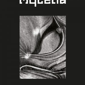 Front cover of Mycelia Issue 001